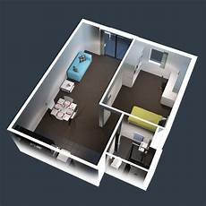 one bedroom house plans 3d חיפוש ב new home ideas casas de h 243 spedes plantas de