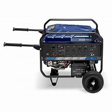 kohler 4 500 watt gasoline powered electric start portable generator with engine incl mobility