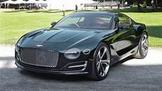 bentley exp 10 speed 6 sound start up revs youtube