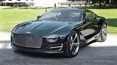 Bentley Exp 10 Speed 6 Sound Start Up Revs