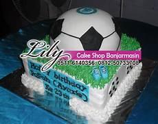 Cake Shop Banjarmasin Kue Ultah Bentuk Bola