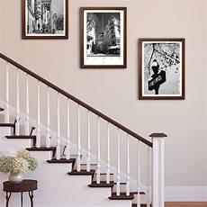 Bilder Im Treppenhaus Anordnen - 6 geniale deko ideen f 252 r die treppe