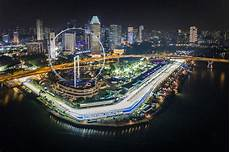 Official F1 174 2019 Singapore Grand Prix Packages Tickets