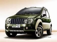revealed 2011 jeep based on fiat panda 4x4