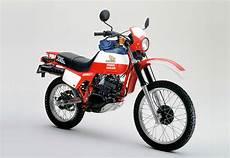 Honda Sl 250 Und Xl 250 1972 1986 Vierventiler Auf
