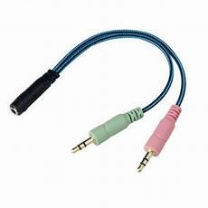 kotion each 3 5mm 2 in 1 y earphone splitter adapter audio