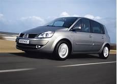 Renault Scenic Scenic Ii 1 9 Dci 100 Hp Technische