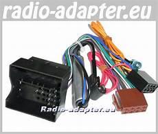 vauxhall opel corsa d radio wiring harness iso aerial