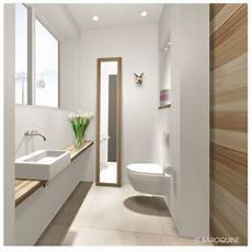 kleines modernes bad winziges g 228 ste wc perfekt genutzter platz