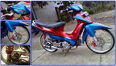 Modifikasi Motor Shogun 110 Kebo by Modifikasi Motor Suzuki Shogun R 110 Thecitycyclist