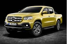 Mercedes X Class - new mercedes x class revealed in by car