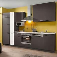 Küchenblock Mit Elektrogeräten - k 252 chenblock mit elektroger 228 ten 310 cm