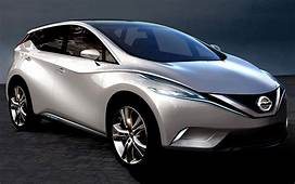 2019 Nissan Murano  Top HD Image Autocar Release Preview