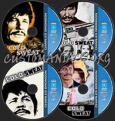 charles bronson collection cold sweat dvd label dvd covers labels by customaniacs id