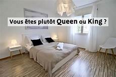 lit americain king size comparatif des diff 233 rentes tailles de lits vous 234 tes plut 244 t ou king