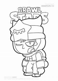 Brawl Malvorlagen Pc Brawl Coloring Page Color For In 2020