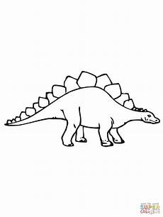 stegosaurus dinosaur coloring pages get coloring pages