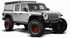 check out jeep s gladiator truck rendered with a bunch of different tops carscoops