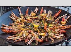 ULTRA PREMIUM, Paella med skaldjur på OFYR   YouTube