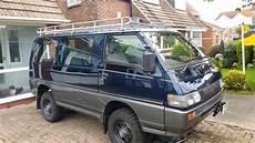 1996 Mitsubishi Delica L300 4x4 2 5td P25w 4d56 Sold