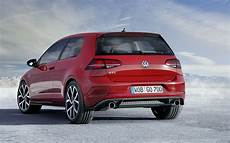 2017 Vw Golf Gets Facelift And Tech Upgrades