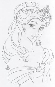 Malvorlagen Princess 29 Best Prinzessin Ausmalbilder Images On