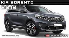 2019 kia sorento price 2019 kia sorento review rendered price specs release date