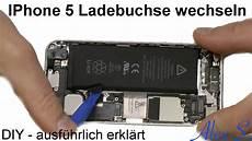 iphone 5 ladebuchse usb lightning mikro wechseln