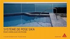 syst 232 me de pose sika pour carrelages en piscines