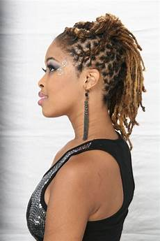 Hairstyles For Dreads