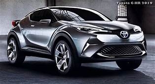 Toyota C HR 2019 Price Release And Date