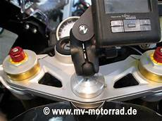 mv auxiliary adapter for pda and gps holder bmw s1000rr