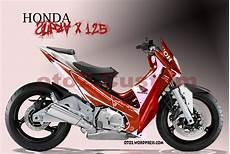Modifikasi Honda Supra X 125 by Otomotif Bike Contoh Modifikasi Honda Supra X 125