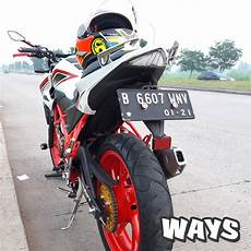 Variasi Motor Cb by Jual Spakbor Slebor Belakang Kawasaki New Rr 150
