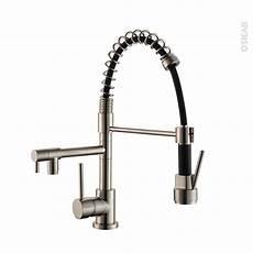 mitigeur rabattable avec douchette robinet de cuisine missouri mitigeur avec douchette inox