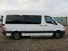mercedes sprinter 315 cdi 12 pers 12 seats for sale