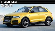 audi q3 zubehör 2017 audi q3 review rendered price specs release date