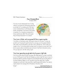 Seventh Grade Reading Comprehension Worksheet Your