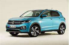 New 2019 Volkswagen T Cross Joins Brand S Suv Range Auto