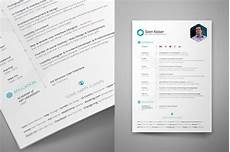 free indesign resume template dealjumbo com discounted design bundles with extended license