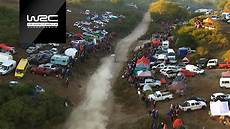 rallye argentine 2018 wrc ypf rally argentina 2018 best of aerial