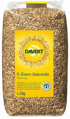 sechskorn getreidemischung bio 25 kg davert kaufen