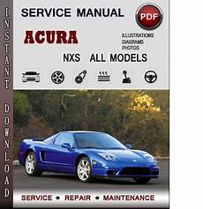 chilton car manuals free download 1998 acura nsx engine control acura nsx service repair manual download info service manuals