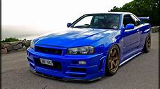 nissan skyline gtr r34 ultimate nissan skyline r34 gtr exhaust sound compilation