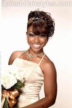 Updo Hairstyles For American Weddings