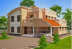 beautiful kerala house plans evens construction pvt ltd beautiful kerala house plan