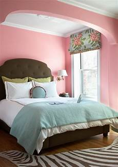 Pink Walls Bedroom Ideas