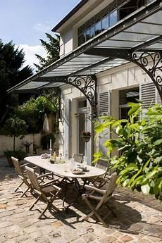 auvent design pour terrasse toiture terrasse des photos pour bien choisir balcon