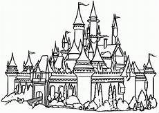 get this castle coloring pages free fs53m