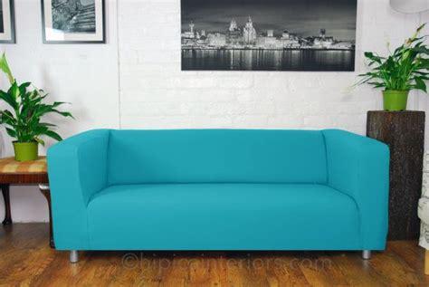 Ikea Klippan 4 Seat Sofa Waterproof Slip Cover For The